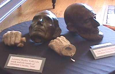 Abraham Lincoln Life Masks